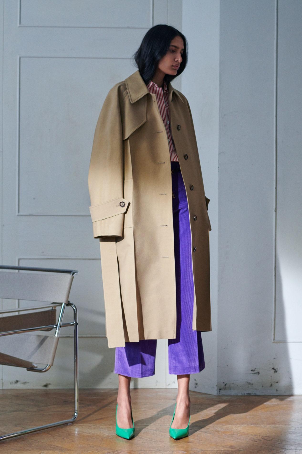 Уроки стиля. Новая круизная коллекция бренда Victoria Beckham (ФОТО) - фото №8