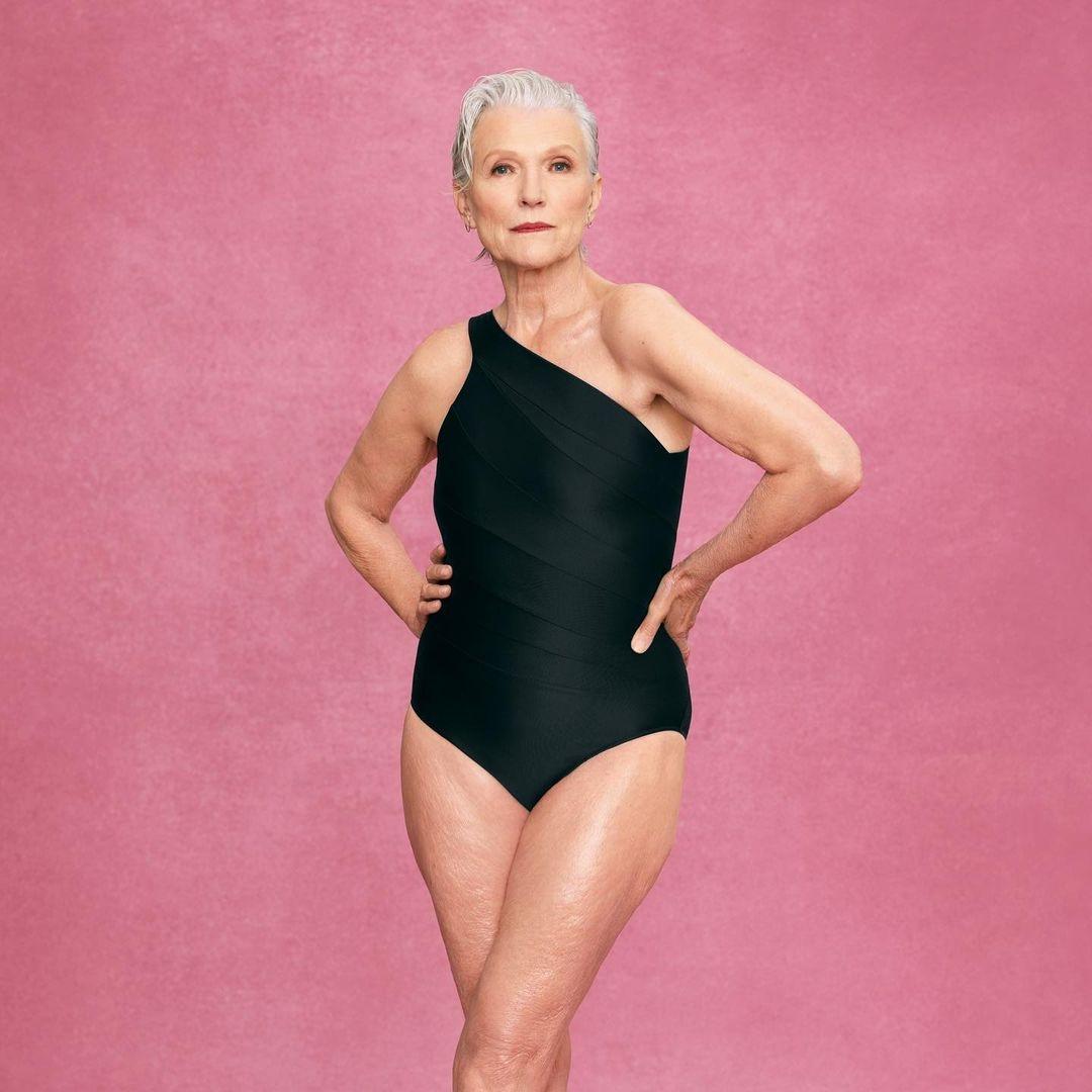 73-летняя мать Илона Маска снялась в рекламе купальников (ФОТО) - фото №2