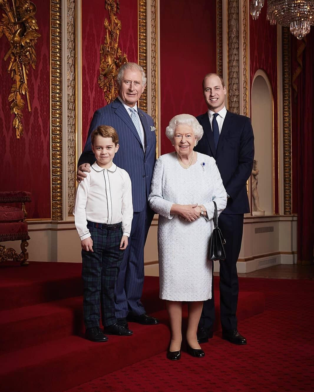 день рождения королевы елизаветы
