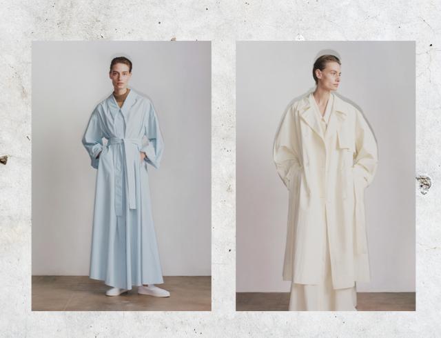 Знаменитые близнецы: Мэри-Кейт и Эшли Олсен представили новую коллекцию своего бренда The Row. - фото №6
