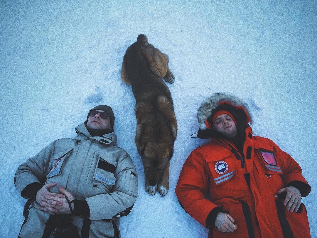 Let It Snow фильм сьемки