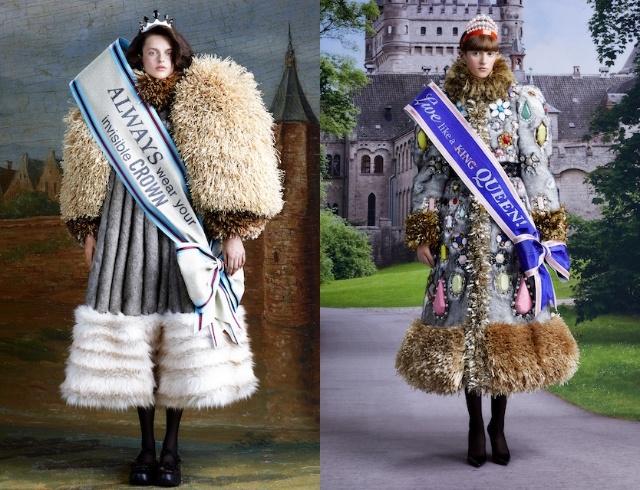 Неделя высокой моды в Париже: рассматриваем коллекции Armani, Jean Paul Gaultier и дургих диазйеров - фото №14