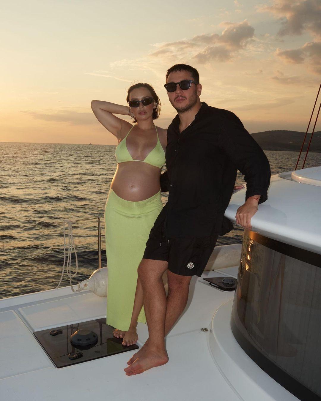 ольга серябкина беременна фото