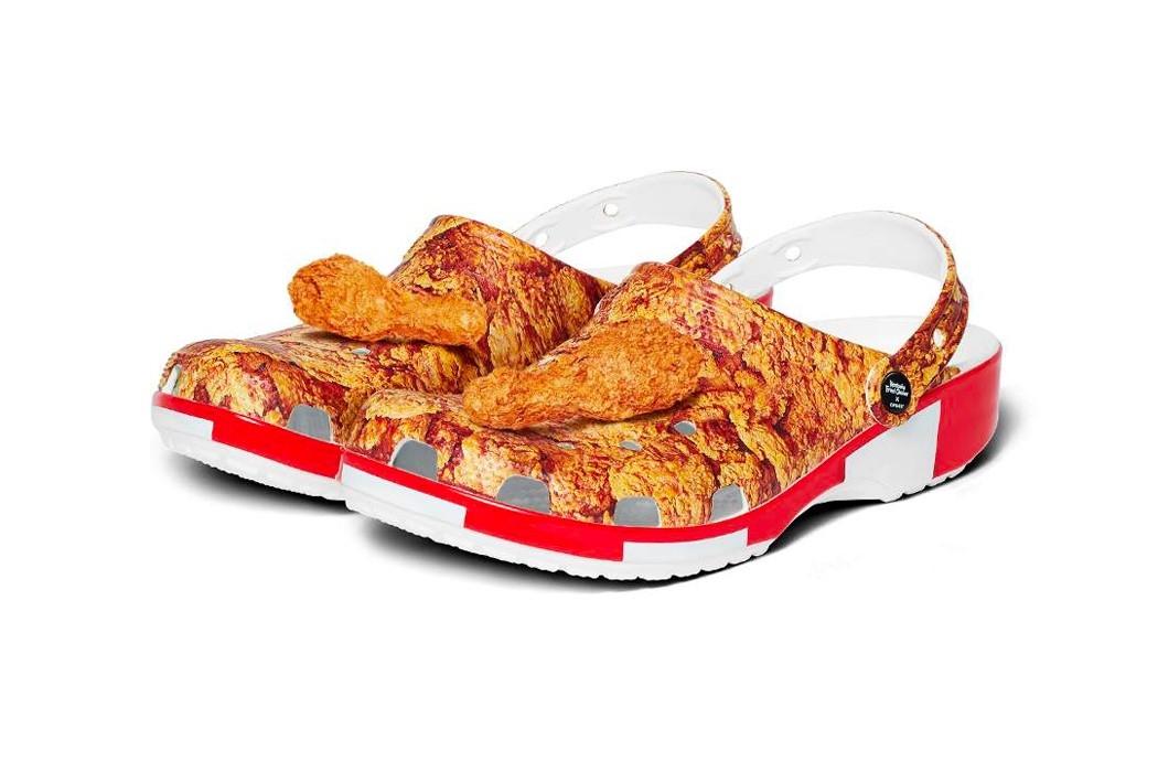Как вам такое? KFC и Crocs создали обувь с запахом жареной курицы (ГОЛОСОВАНИЕ) - фото №3