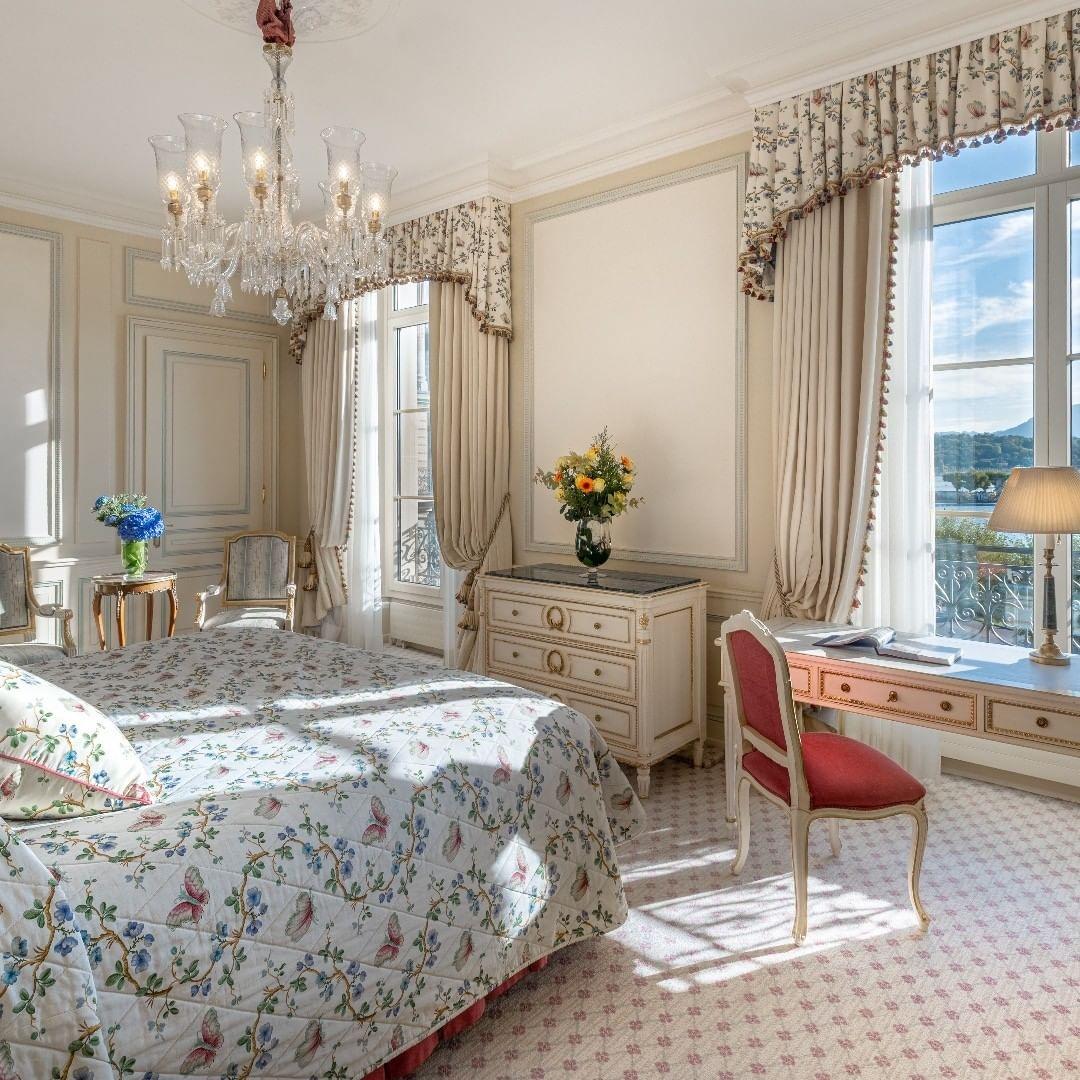 """Мишленовский ресторан """"Кот в сапогах"""" снова ждет гостей в отеле Beau-Rivage Genève - фото №3"""