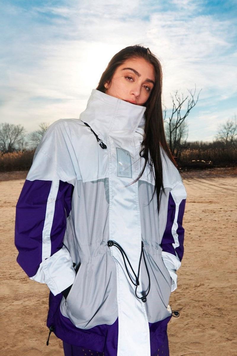 Дочь Мадонны Лурдес Леон стала лицом рекламной кампании adidas by Stella McCartney (ФОТО) - фото №2