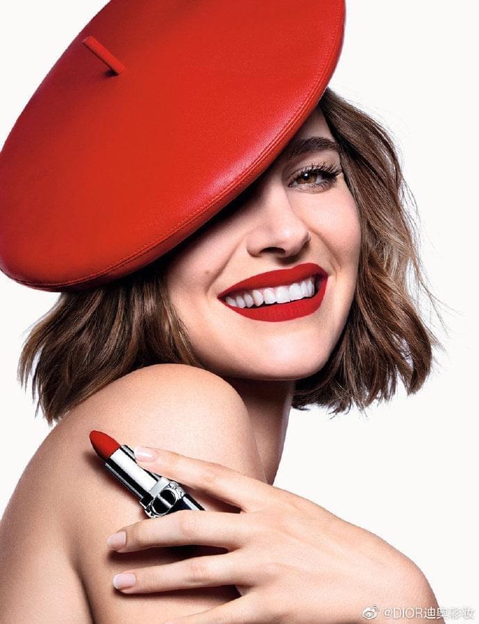 Натали Портман стала лицом новой рекламной кампании Dior (ФОТО+ВИДЕО) - фото №1