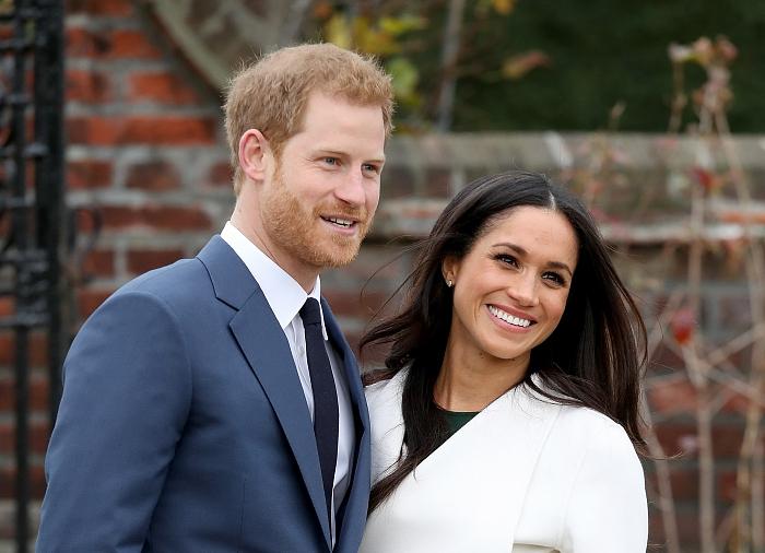 Принц Гарри и Меган Маркл: подборка трогательных кадров герцогов Сассекских - фото №6