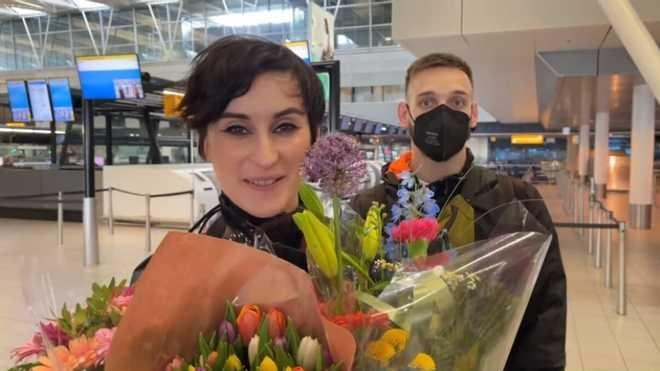 Группа Go_A вернулась в Украину: как музыкантов встретили на родине - фото №1