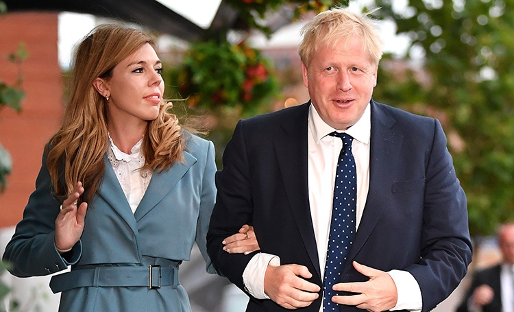 Премьер-министр Великобритании Борис Джонсон станет отцом в седьмой раз - фото №1