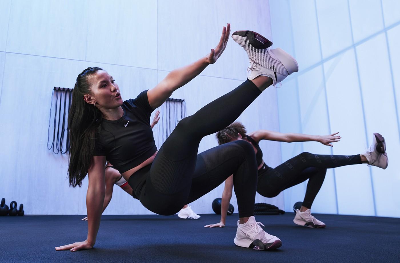 Фитнес конвенция Nike пройдет 21-22 марта  в Киеве - фото №1