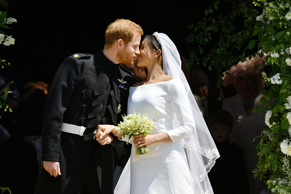 Принц Гарри и Меган Маркл свадьба