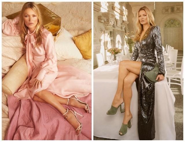 Кейт Мосс стала лицом новой коллекции Jimmy Choo и показала самую модную обувь этого сезона (ФОТО) - фото №5