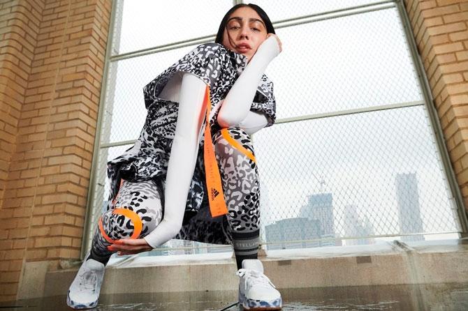 Дочь Мадонны Лурдес Леон стала лицом рекламной кампании adidas by Stella McCartney (ФОТО) - фото №1