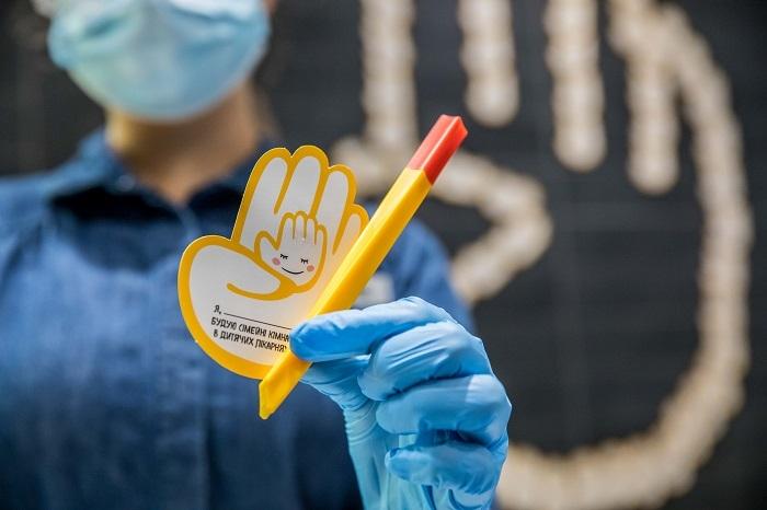 """""""Ладошка счастья"""": МакДональдз передает 9,6 млн гривен на развитие семейно-ориентированной медицины в Украине - фото №2"""