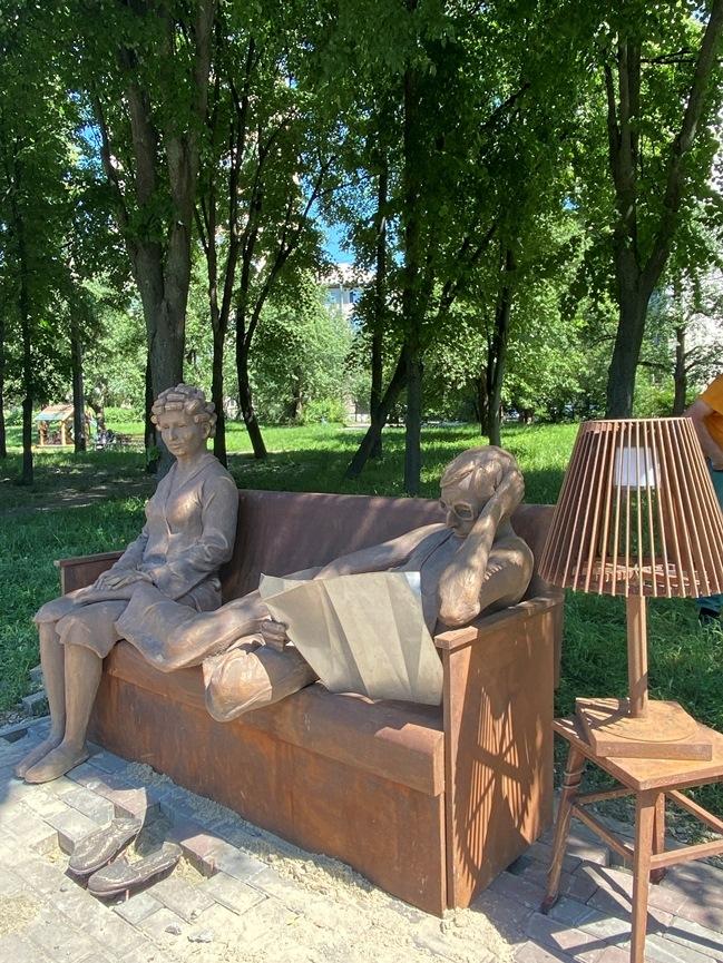 скульптура гарика корогодского