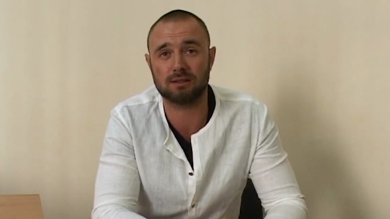 В Киеве прошла акция протеста против приговора политическому активисту Сергею Стерненку - фото №5