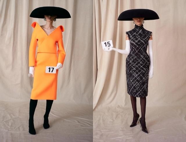 Неделя высокой моды в Париже: рассматриваем коллекции Armani, Jean Paul Gaultier и дургих диазйеров - фото №7