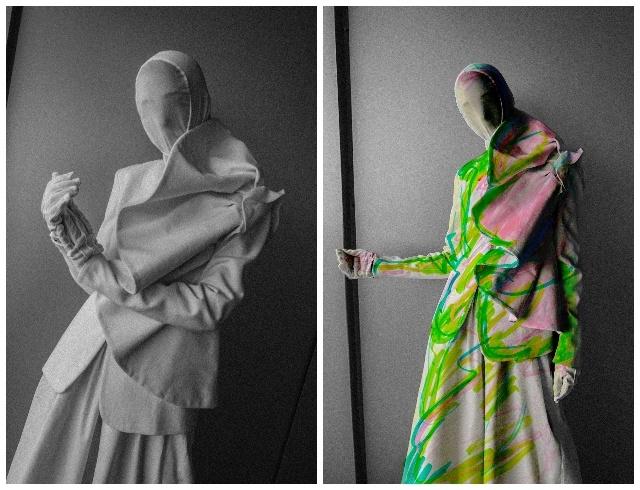 Мода, искусство и технологии: FINCH и Marianne Hollenstein представили уникальный перформанс (ВИДЕО) - фото №2