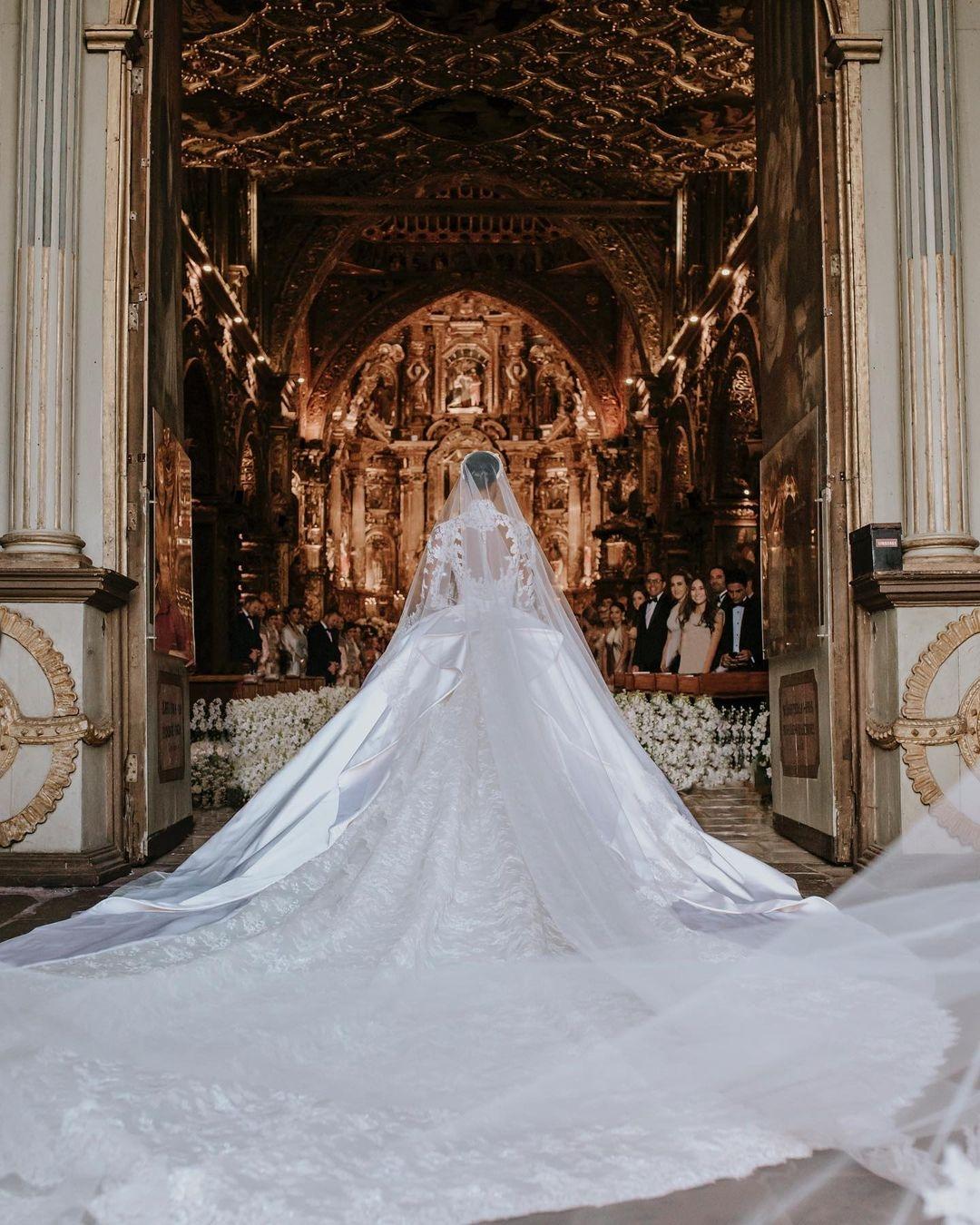 "Бывший ""ангел"" Victoria's Secret Жасмин Тукс вышла замуж за сына вице-президента Эквадора (ФОТО) - фото №3"