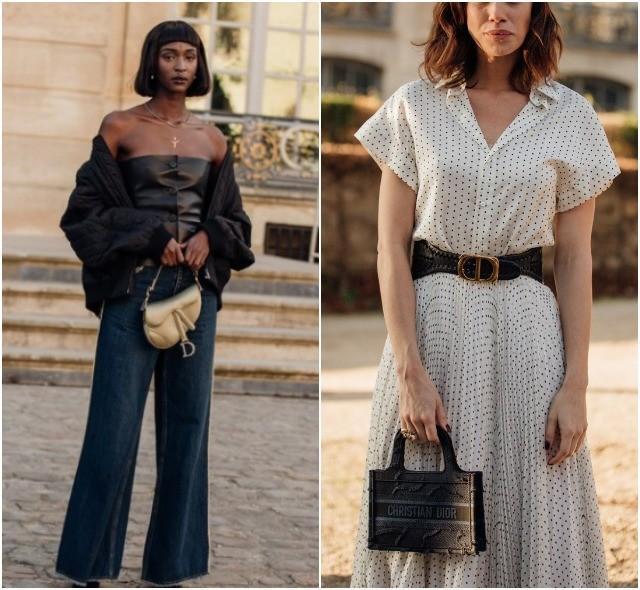 Стритстайл на Неделе высокой моды в Париже: как носить кутюр каждый день - фото №25