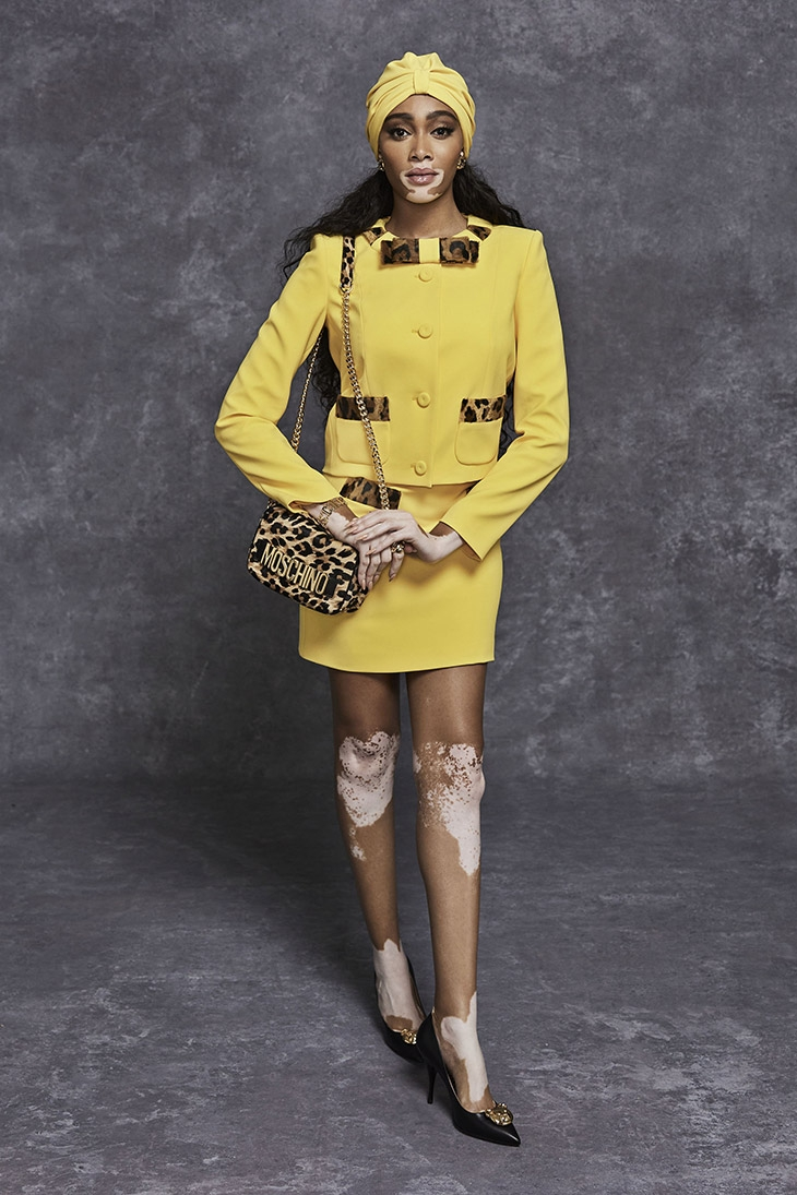 Винни Харлоу стала лицом новой коллекции Moschino Pre-Fall 2021 (ФОТО) - фото №4
