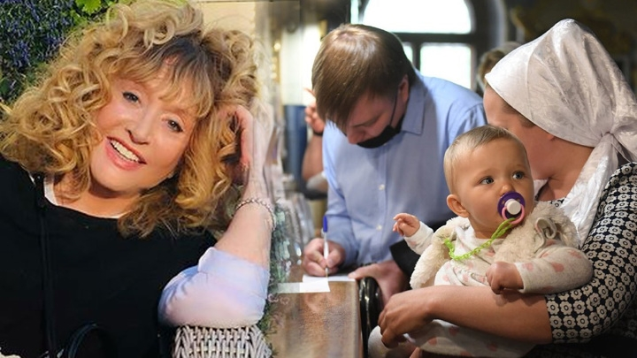 Годовалой внучке Аллы Пугачевой подарили салон красоты - фото №2