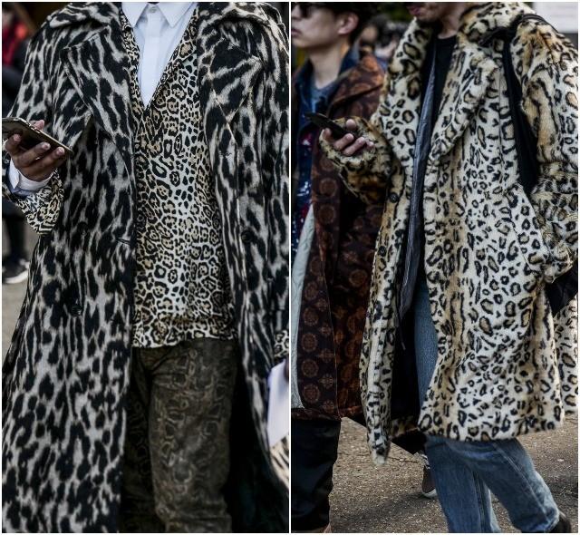 Мужская неделя моды в Лондоне: лучшие стритстайл-образы (ФОТО) - фото №11