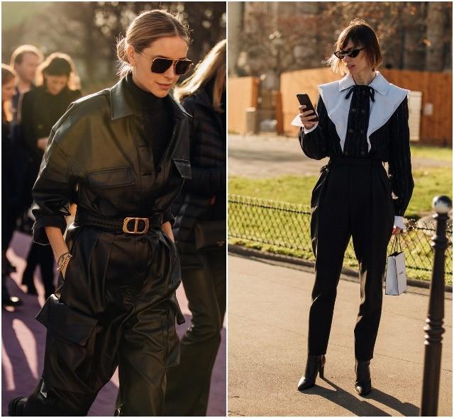 Стритстайл на Неделе высокой моды в Париже: как носить кутюр каждый день - фото №11