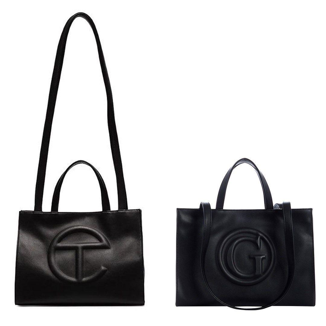 Не отличить: Guess украли дизайн популярной сумки Telfar (ФОТО) - фото №2