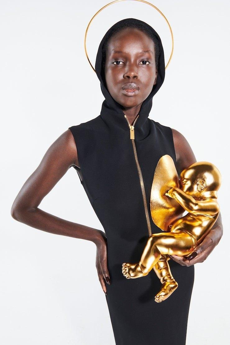 231 секунда высокой моды: обзор новой коллекции Schiaparelli Haute Couture (ФОТО+ВИДЕО) - фото №4