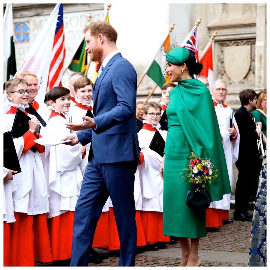 Принц Гарри и Уильям новости 2020