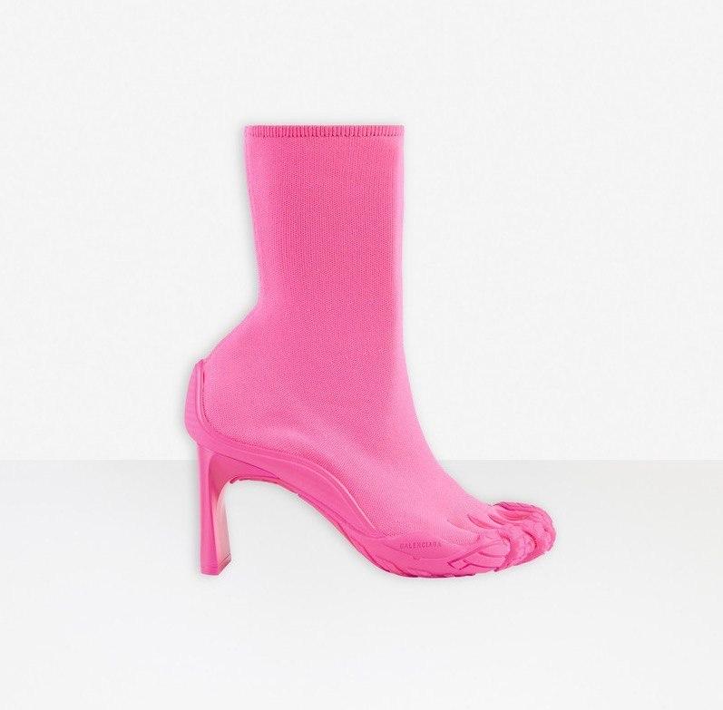 Тренд или антитренд? Balenciaga и Vibram выпустили обувь на пять пальцев (ФОТО) - фото №4