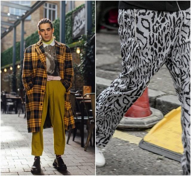 Мужская неделя моды в Лондоне: лучшие стритстайл-образы (ФОТО) - фото №10