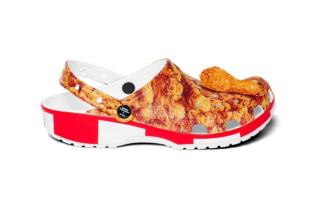 Как вам такое? KFC и Crocs создали обувь с запахом жареной курицы (ГОЛОСОВАНИЕ) - фото №2