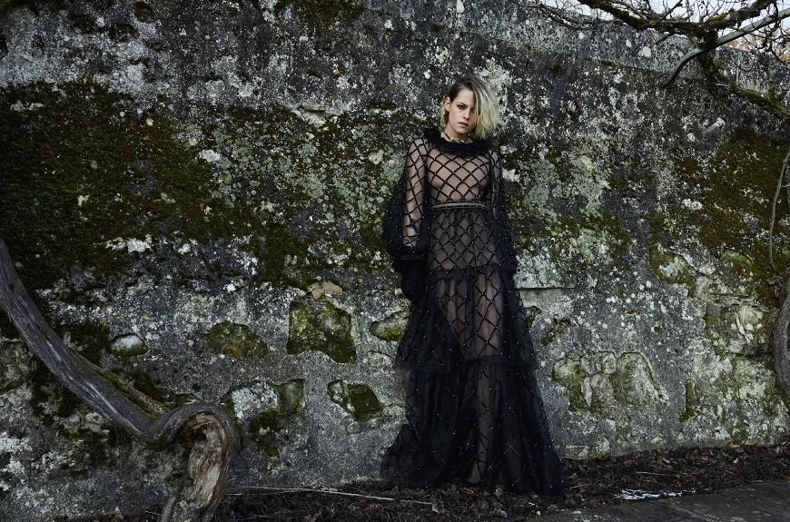 "Звезда ""Сумерек"" Кристен Стюарт снялась в рекламе Chanel (ФОТО) - фото №1"