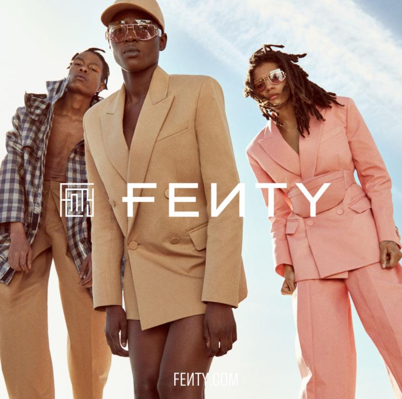 Компания LVMH закрывает бренд одежды Рианны Fenty - фото №2