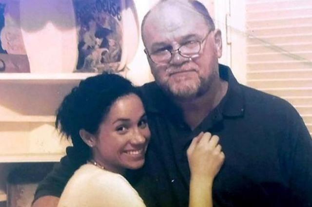 Отец Меган Маркл обвинил принца Гарри в испорченных отношениях с дочерью - фото №1