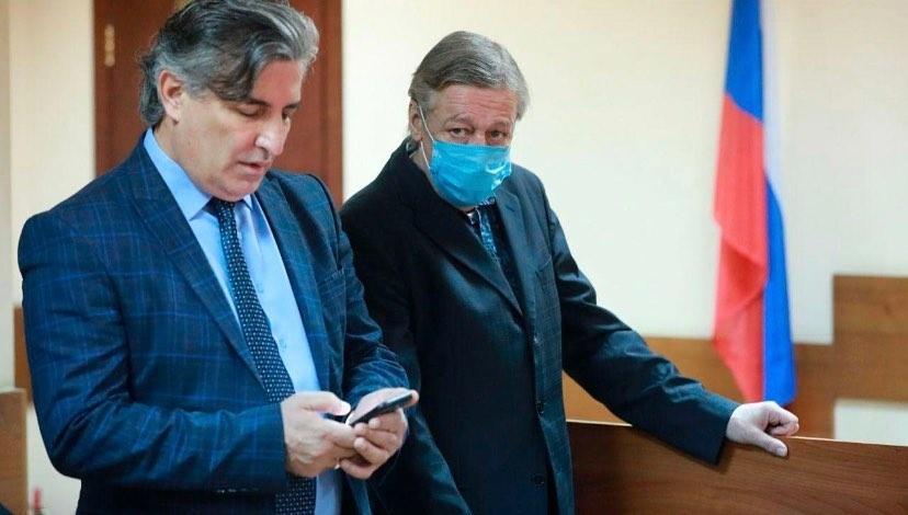 суд признал ефремова виновным