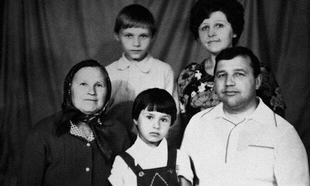 мосейчук в детстве