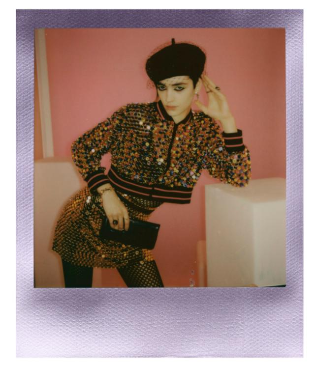 Сетка, пайетки и леопард: новая коллекция Christian Dior в духе 70-х годов (ФОТО) - фото №2