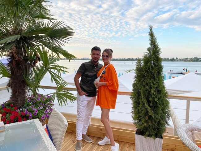 Мурат Налчаджиоглу и его новая девушка Лилия