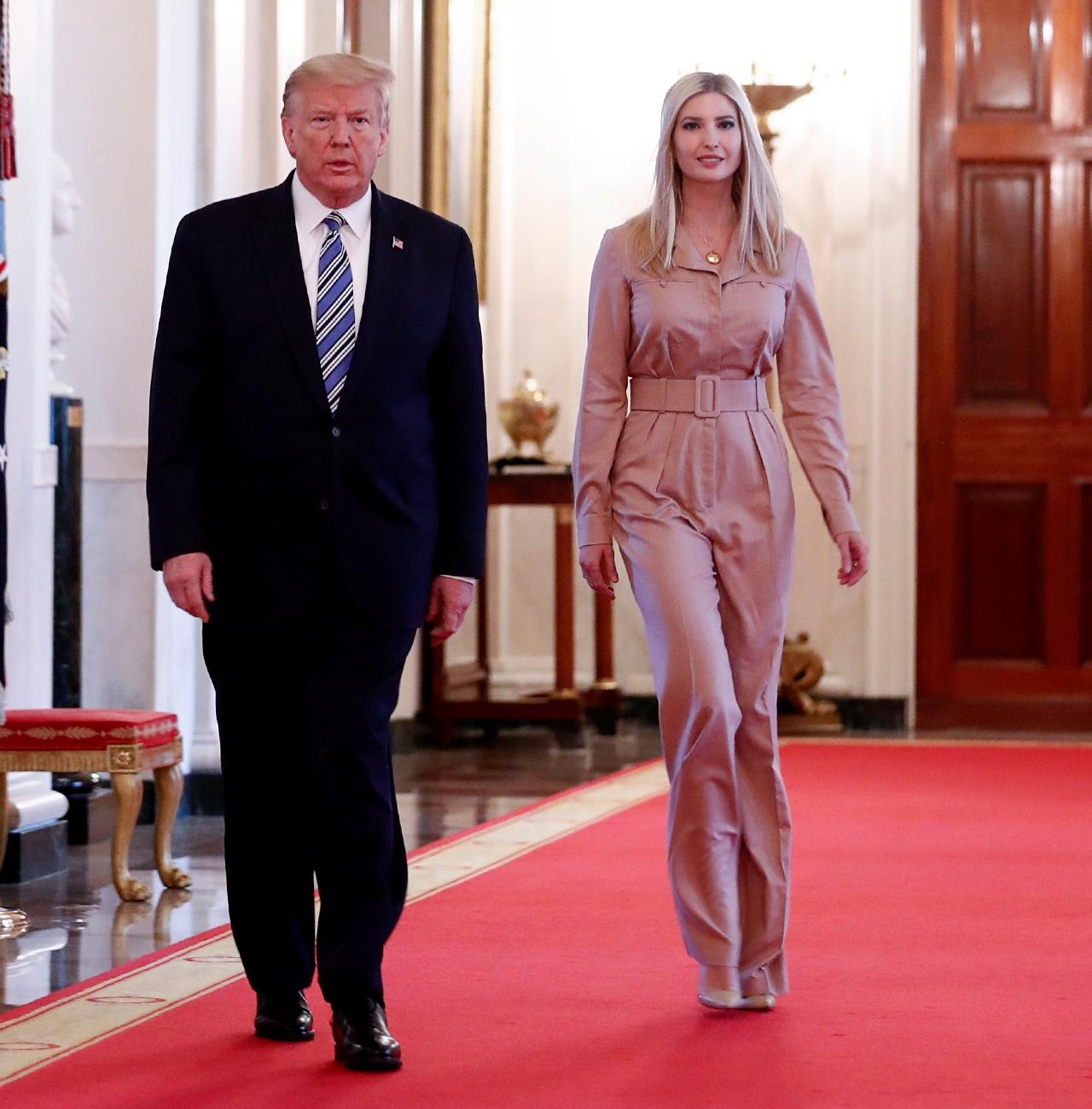 Иванка Трамп решила пойти на инаугурацию Джо Байдена и поссорилась с отцом - фото №1