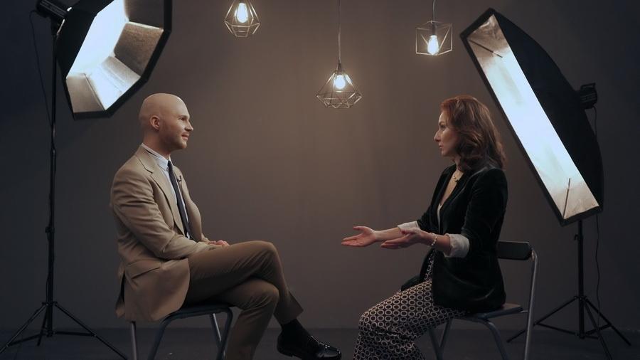 PRO:WIDER — Vlad Darwin стал интервьюером и запустил авторский YouTube-проект - фото №1