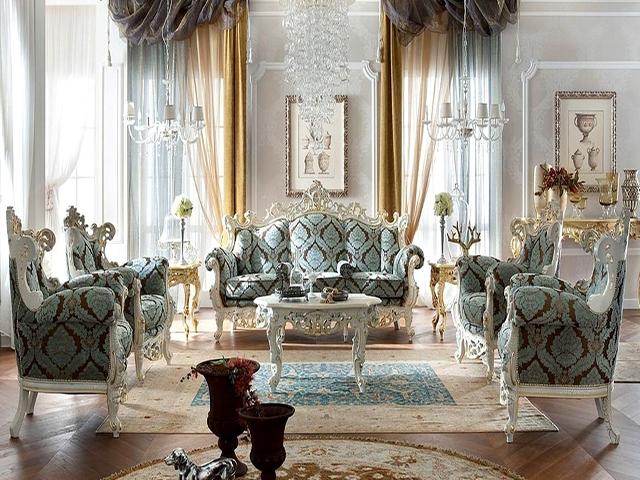 Мебель в стиле барокко - фото №2
