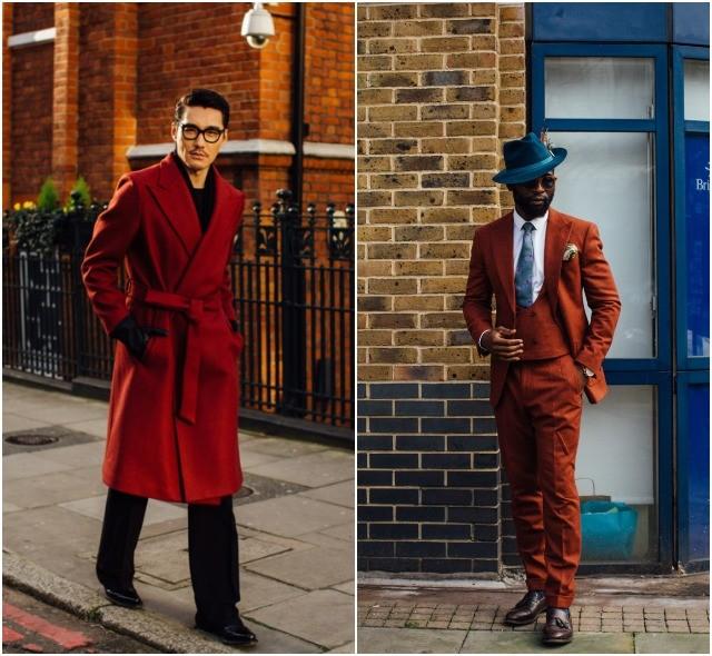 Мужская неделя моды в Лондоне: лучшие стритстайл-образы (ФОТО) - фото №7