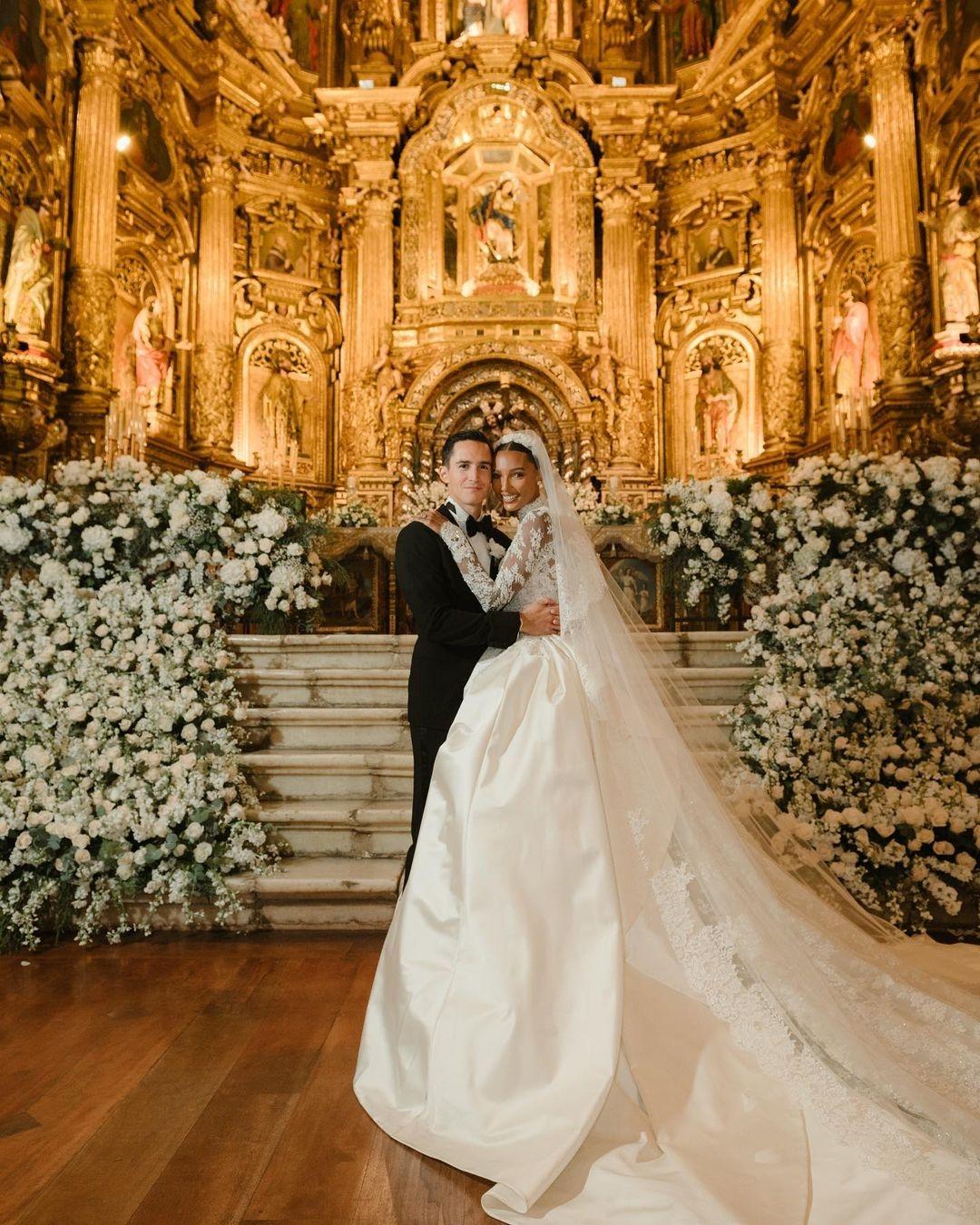 "Бывший ""ангел"" Victoria's Secret Жасмин Тукс вышла замуж за сына вице-президента Эквадора (ФОТО) - фото №2"