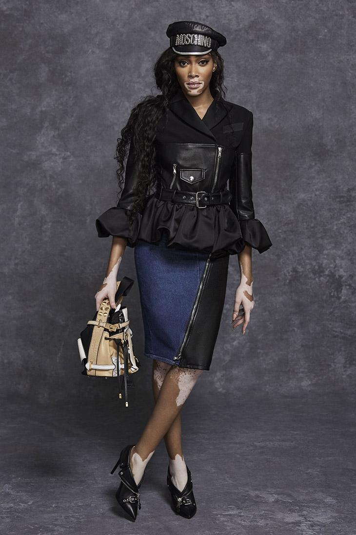 Винни Харлоу стала лицом новой коллекции Moschino Pre-Fall 2021 (ФОТО) - фото №2