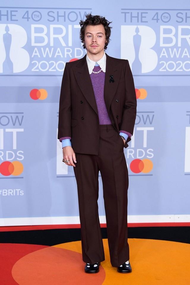 Там был MONATIK: обзор лучших образов с красной дорожки Brit Awards (ФОТО) - фото №2