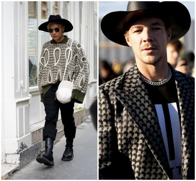 Что носят в Париже: стритстайл-образы гостей французской мужской Недели моды - фото №29